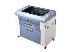 Spirit LS: Corte e gravação a laser