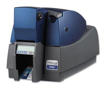 Datacard FP65i: Impressora de cartão PVC