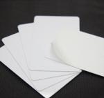 Cartões de PVC branco