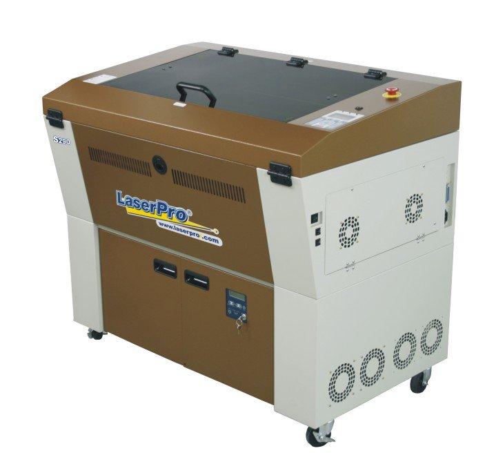 S290: Gravação a laser