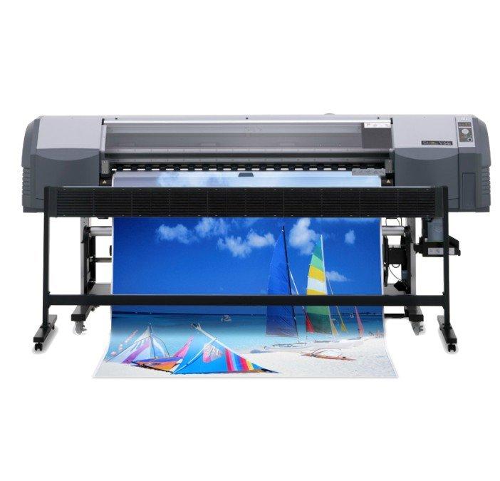 Seiko Colorpainter V-64S: Impressora Solvente
