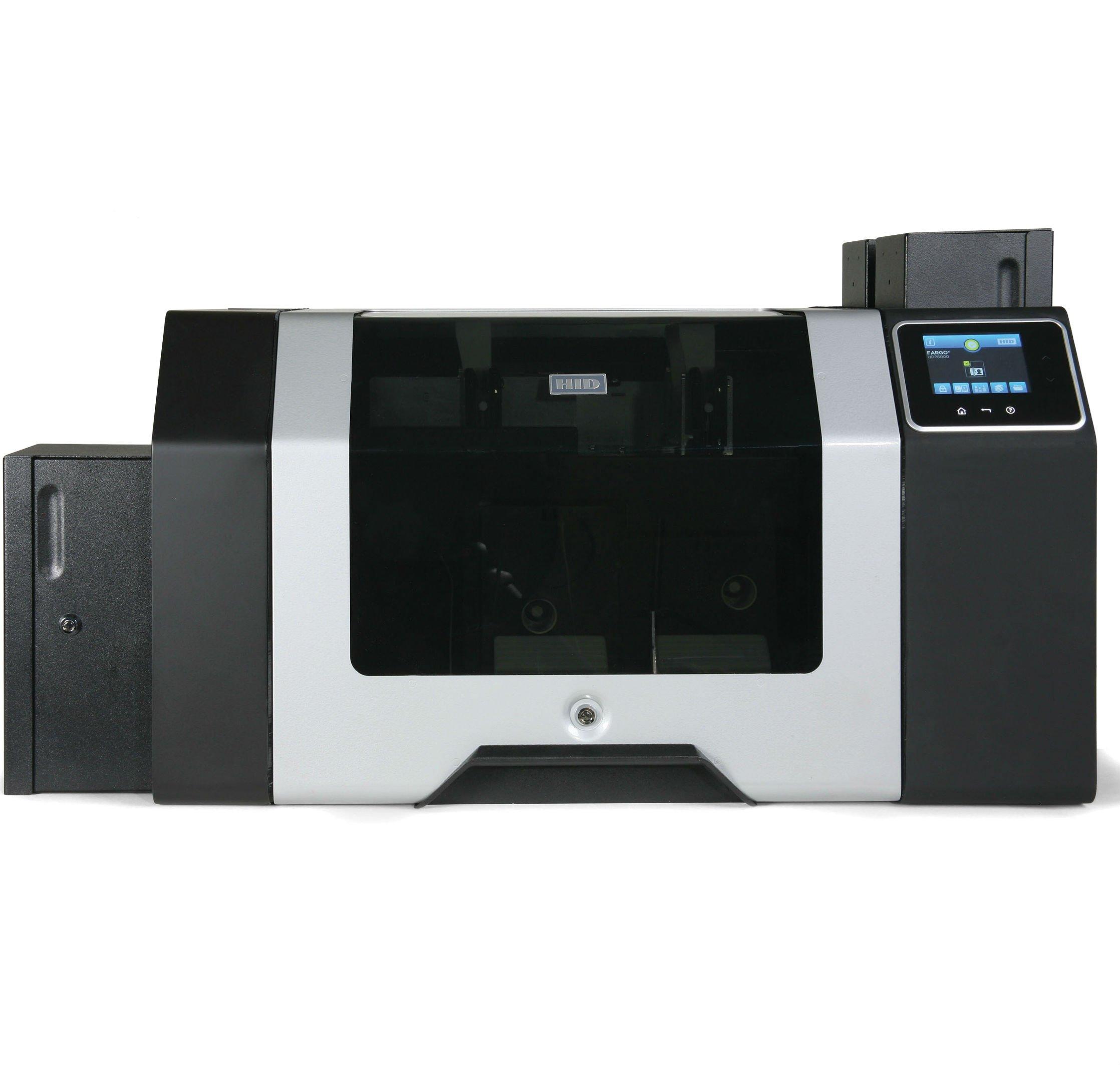 FARGO HDP8500:  Impressora de cartão PVC
