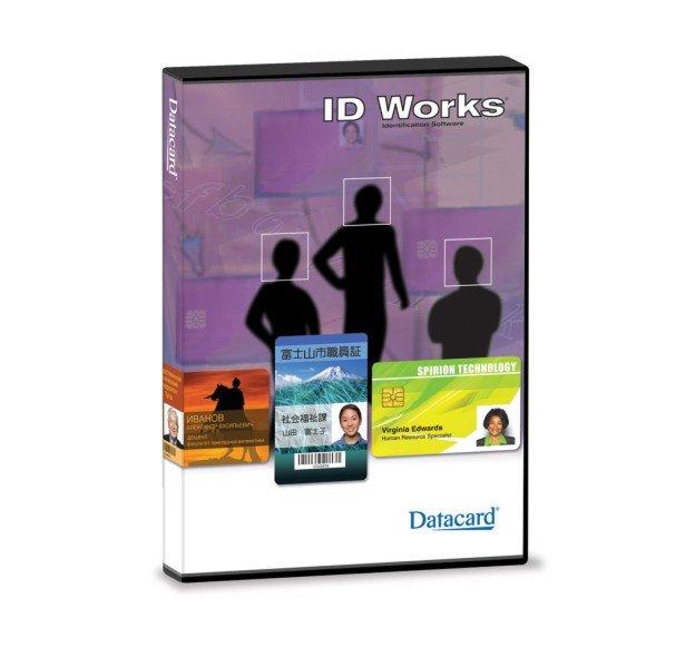 Datacard ID Works Enterprise: software para impressoras de cartões PVC