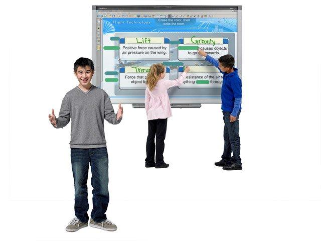 Smart Board Série 800: Lousa Digital