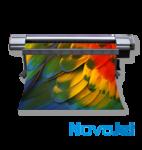 Impressora de grande formato novajet