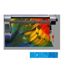 NOVAJET 1601s: impressora eco-solvente