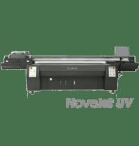 Novajet UV Docan M6 com cabeças de impressão KM512