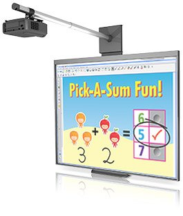 Smart Board 480iv: Quadro interativo
