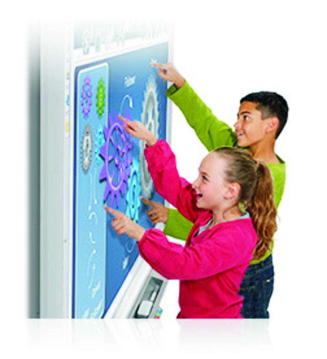 Smart Board 800i: Quadro interativo