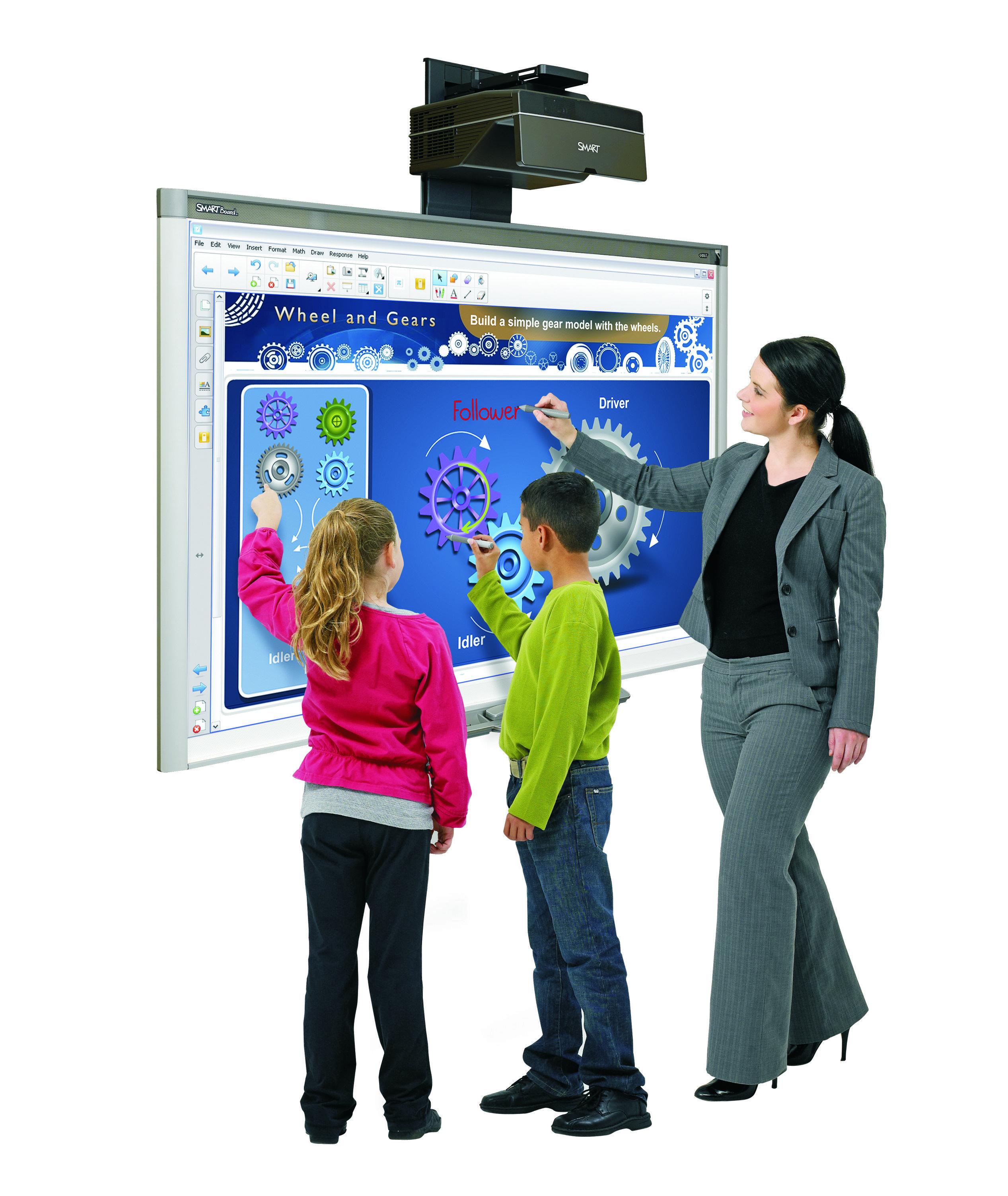 Smart Board 885ix2: Quadro interativo