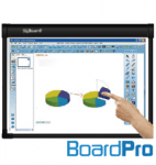 Lousa Digital BoardPro DVT Four Touch