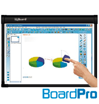 BoardPro DVT Four Touch: Lousa Digital