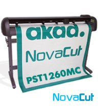 Plotter de Recorte: Novacut PST1260MC