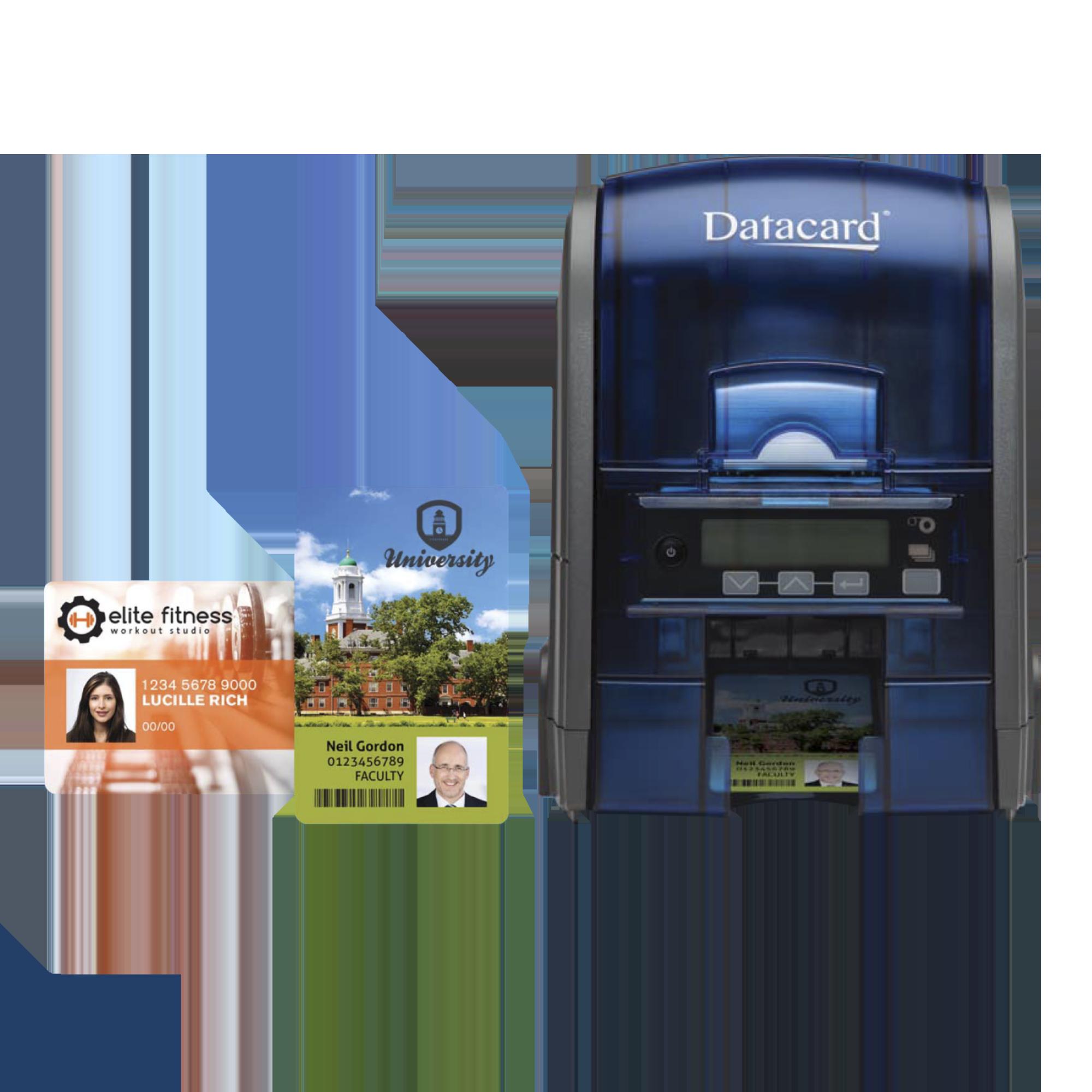 Datacard SD160: Impressora de cartão PVC