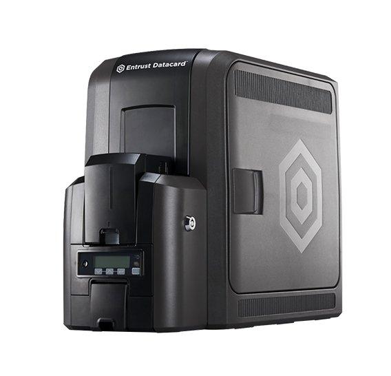 Datacard – CR805 Duplex, retransferência de tinta pigmentada e alta resolução de 600 dpi para cartão PVC