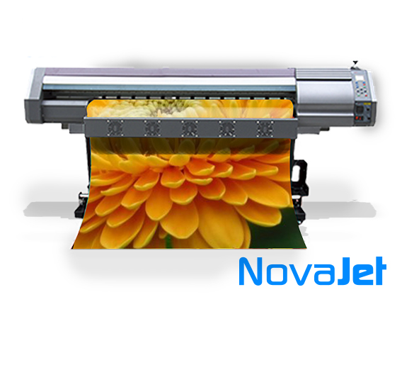 NOVAJET WF1602: Impressora eco-solvente