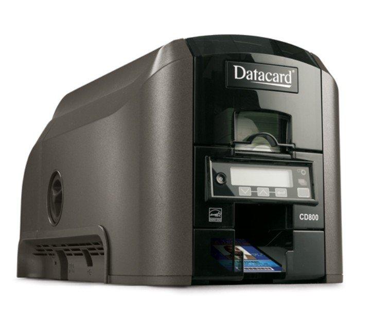 Datacard CD800: Impressora de cartão PVC