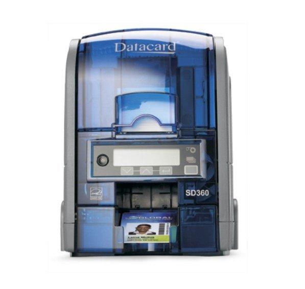 Datacard SD360: Impressora de cartão PVC