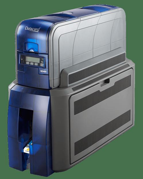 Datacard SD460: Impressora de cartão PVC