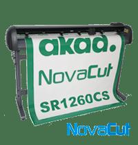 Plotter de Recorte: Novacut PSR1260CS