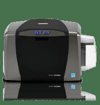 Fargo DTC1250E single-side: Impressora de Cartão PVC