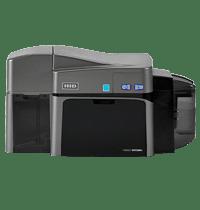 Fargo DTC1250E dual-side: Impressora de Cartão PVC