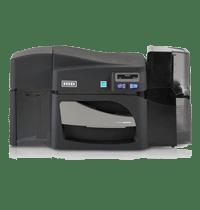 Fargo DTC4500e: Impressora de cartão PVC
