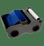 Fargo HID C50 DTC1000 DTC4000 DTC1250e DTC4250e: Ribbon Monocromático Azul