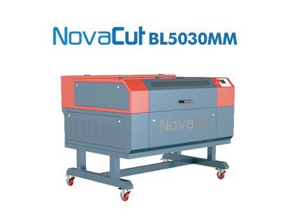 Corte e Gravação Laser Novacut BL5030MM