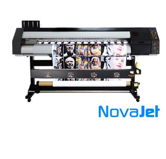 Novajet HDX 1601 E–JET V0: impressora eco-solvente