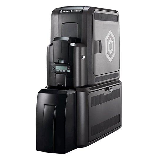 Datacard – CR805 CLM Simplex, Módulo de Laminação Single, retransferência de tinta pigmentada e alta resolução de 600 dpi para cartão PVC